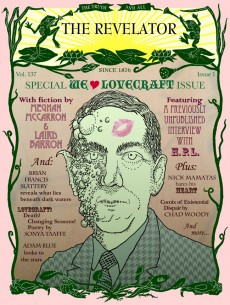 Special We  Lovecraft Issue